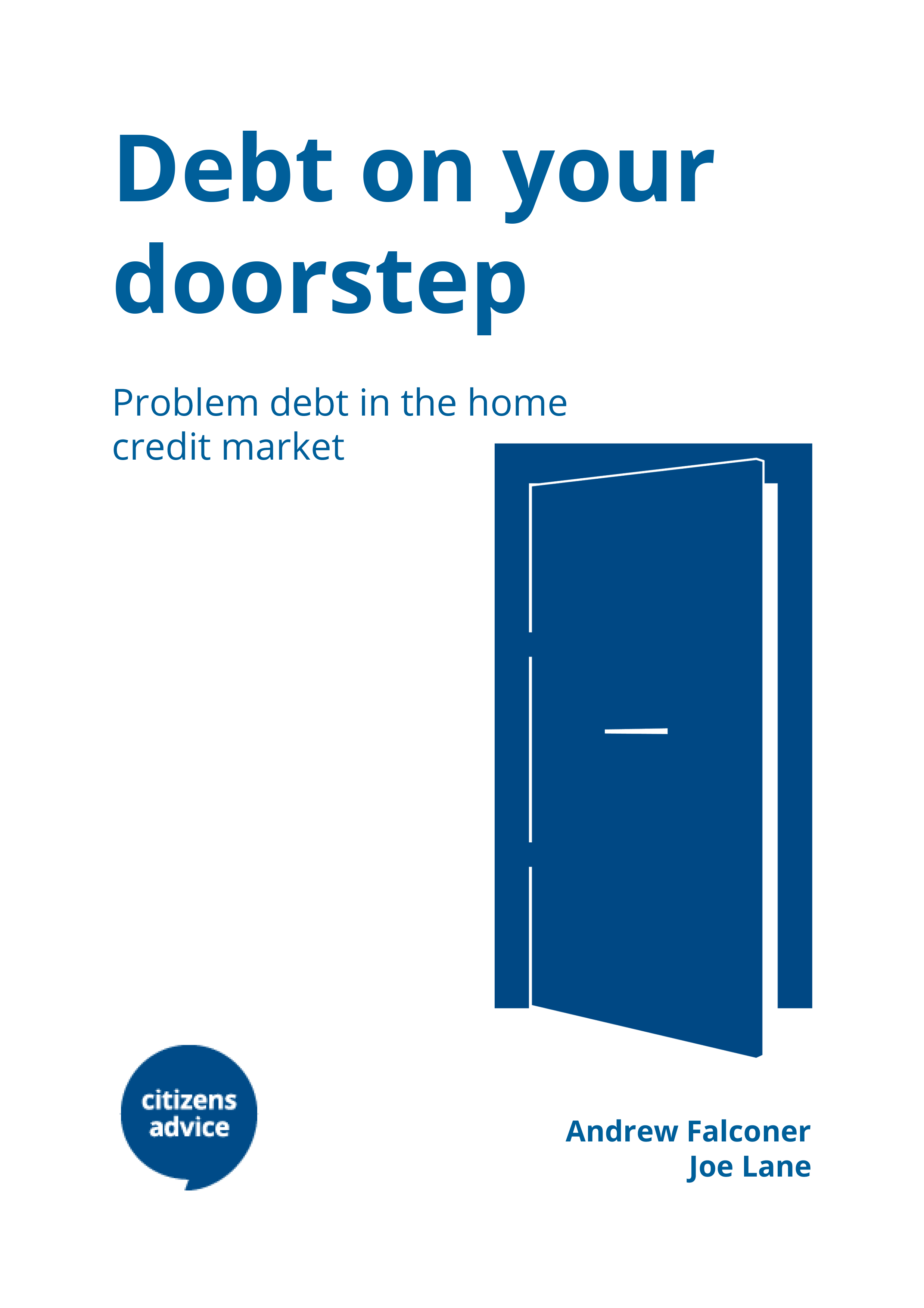 debt on your doorstep