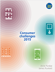 Consumer challenges 2015