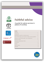 Faithful advice cover