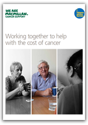 Working together to help cut the cost of cancer cover